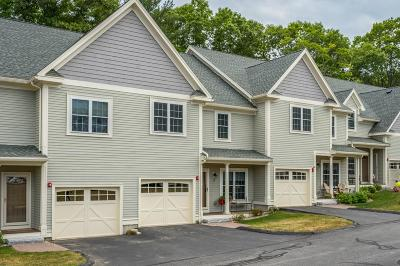 Wenham, Hamilton Condo/Townhouse Under Agreement: 37 Junction Ln #37