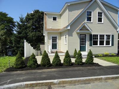 Stoneham Single Family Home New: 5 Tremont Street
