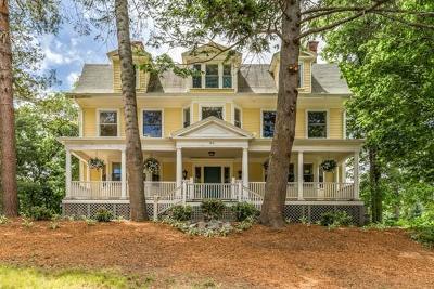 Melrose Single Family Home Under Agreement: 94 N Cedar Park