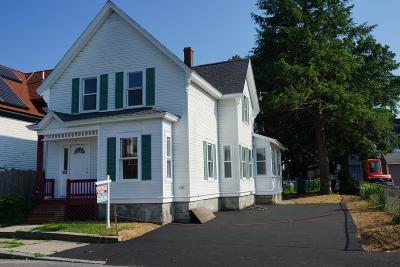Lowell MA Single Family Home New: $374,900