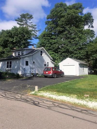 East Bridgewater MA Single Family Home Contingent: $299,900