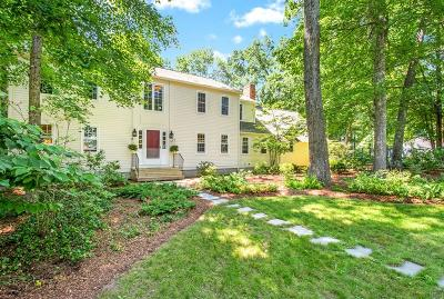 Acton Single Family Home Under Agreement: 20 Grist Mill Rd