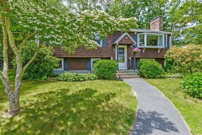 Plymouth MA Single Family Home New: $345,000