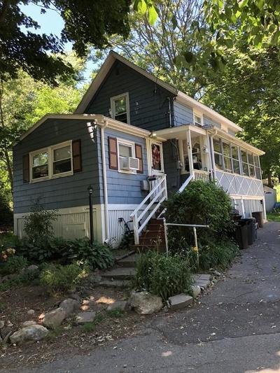 Woburn Single Family Home For Sale: 24 Davis Street