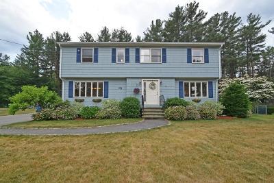 Burlington Single Family Home Under Agreement: 10 Gedick Rd