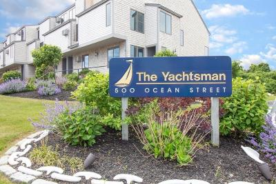 Barnstable Condo/Townhouse New: 500 Ocean St #151