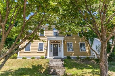 Hingham Single Family Home Under Agreement: 59 North Street #2