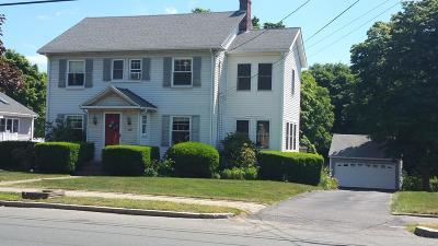 Brockton Single Family Home New: 174 West St