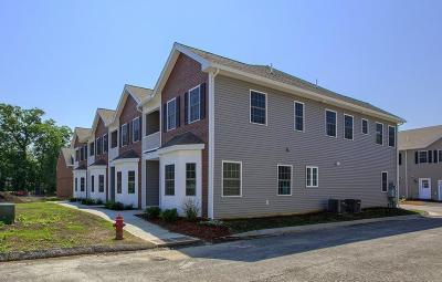 Haverhill MA Condo/Townhouse New: $319,900