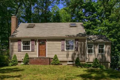 Reading MA Single Family Home Contingent: $420,000