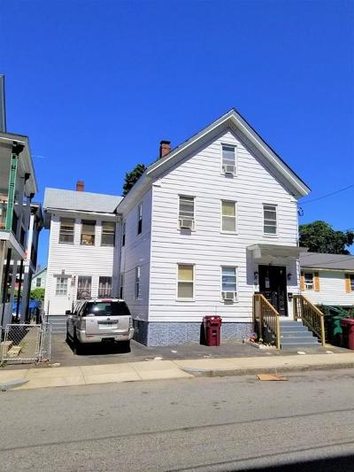 Lowell MA Multi Family Home New: $389,000