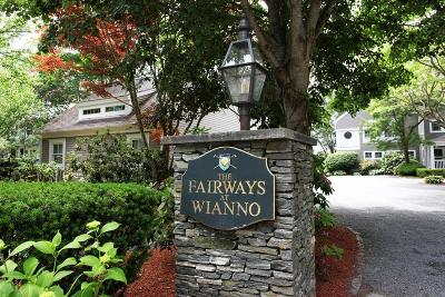 Barnstable Condo/Townhouse New: 105 Parker Road #D