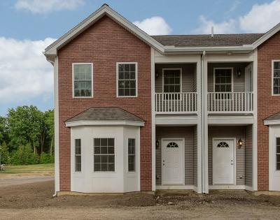 Haverhill MA Condo/Townhouse New: $325,000