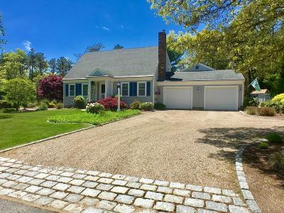 MA-Barnstable County Single Family Home New: 170 Brook Trail Rd