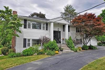 Framingham Single Family Home For Sale: 139 Pleasant Street