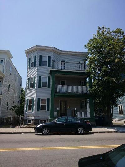 Boston MA Condo/Townhouse New: $399,000