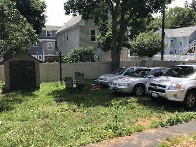 MA-Suffolk County Residential Lots & Land For Sale: 9-11 Newhall Place