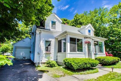 Randolph Single Family Home For Sale: 17 Chestnut St