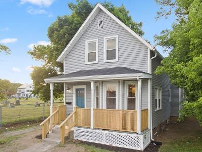 Brockton Single Family Home New: 24 East Ashland Street