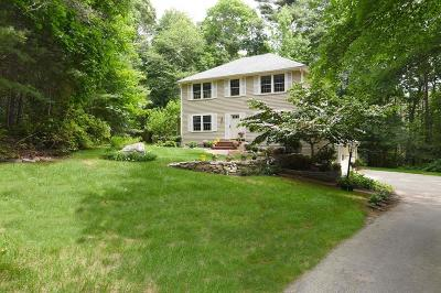 Pembroke Single Family Home Contingent: 48 Long Hill Rd