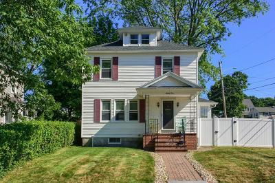Lowell Single Family Home Under Agreement: 84 Richards Street