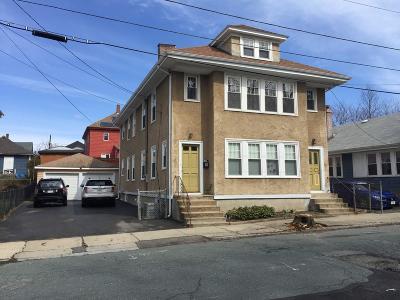 Beverly Multi Family Home Under Agreement: 20 Mason Street