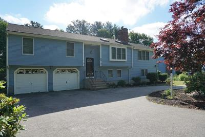 Weymouth Single Family Home Under Agreement: 664 Pond St