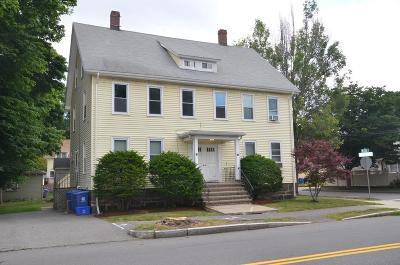Wakefield Multi Family Home Under Agreement: 61-63 Chestnut St