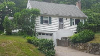 Ashland Single Family Home Under Agreement: 12 Cutler Dr