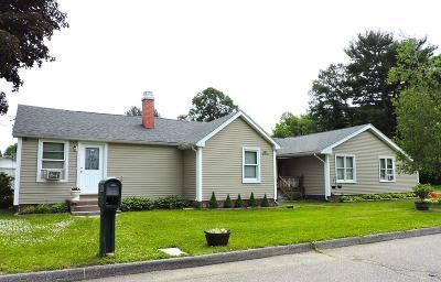 Ludlow Single Family Home Back On Market: 1 Alvin Street