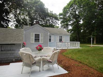 MA-Barnstable County Single Family Home New: 309 Highbank Road
