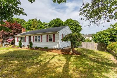 Bridgewater Single Family Home Under Agreement: 15 Carmel Cir