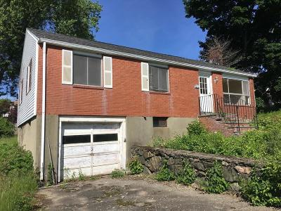 Waltham Single Family Home Under Agreement: 145 Circle Drive