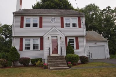 Wakefield Single Family Home New: 34 Paon Blvd