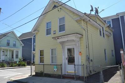 Lowell Single Family Home For Sale: 19 Jewett St