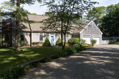 Falmouth Single Family Home Under Agreement: 143 Meadow Neck Rd