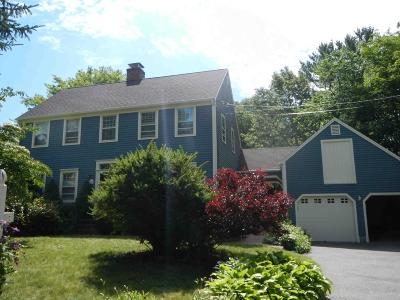 Gloucester Single Family Home For Sale: 24 Edgewood Rd