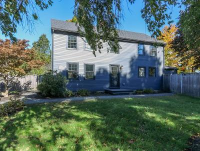 Peabody Single Family Home For Sale: 105 Bow Street
