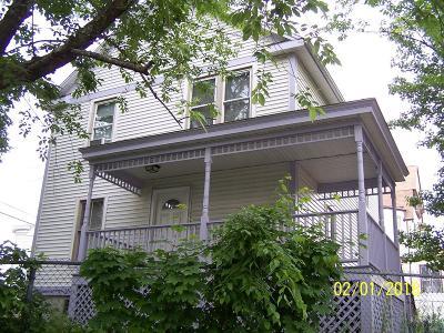 Boston Single Family Home Contingent: 39 Everton St