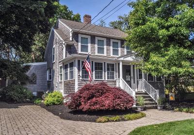 Marshfield Single Family Home New: 35 Carlton Rd