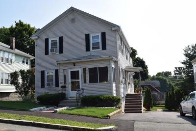 Quincy Multi Family Home For Sale: 135-137 Madison Ave