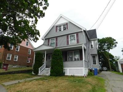 Wakefield Multi Family Home New: 48 Crescent St