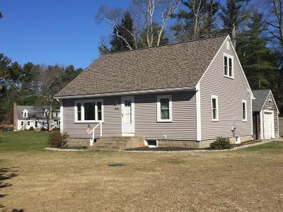 Pembroke Single Family Home New: 276 School Street