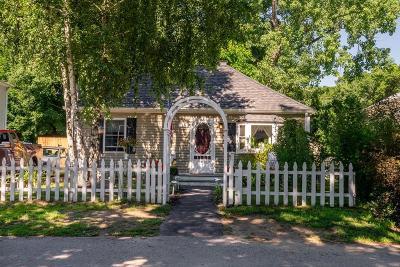 East Bridgewater Single Family Home Under Agreement: 11 Springer Ave
