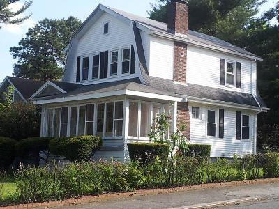 Braintree Single Family Home For Sale: 162 Quincy Ave