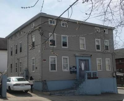 Fall River Multi Family Home For Sale: 119121pine St, 125 Green St, 4 Canonicus