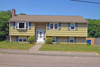 Randolph Single Family Home Under Agreement: 54 Frederickson Drive