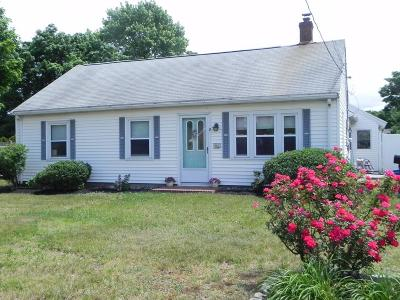 Braintree Single Family Home Under Agreement: 8 Reservoir Ave