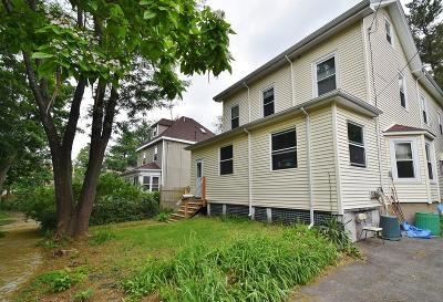 Newton Single Family Home For Sale: 37 Champa St