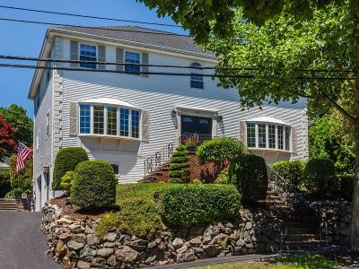 Waltham Single Family Home For Sale: 32 Briarwood Road